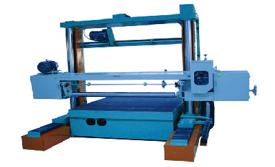 DMJX-1650/2150 Horizontal Foam Cutting Machine
